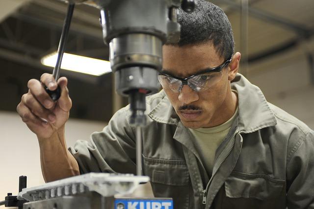 Machine Repair and Maintenance