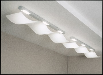 light ceiling office