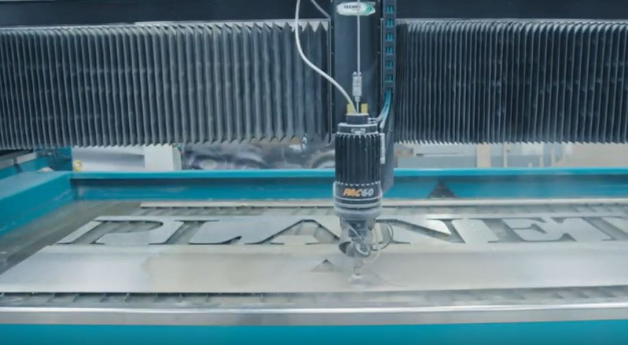 techniwaterjet cutting technology
