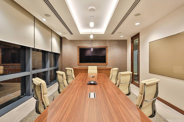 office lighting interior